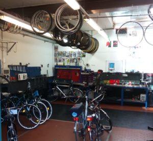 Meccanica di biciclette